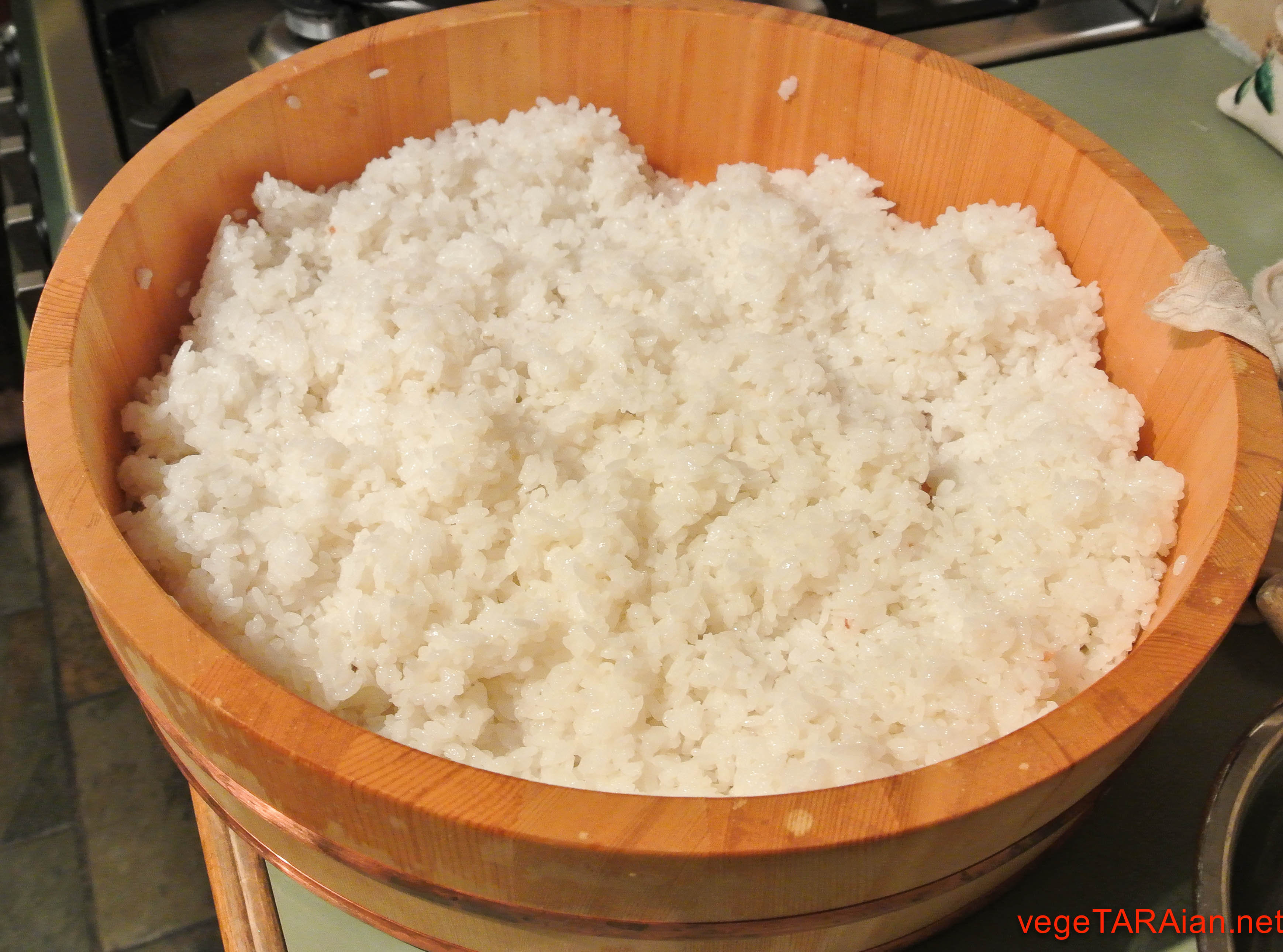 Cooking with Ma - sushi rice